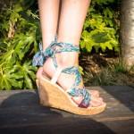 De nouvelles sandales chaque jour