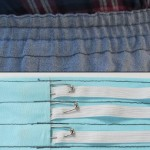 La ceinture élastique