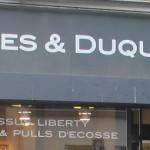 DAVIES & DUQUENOY