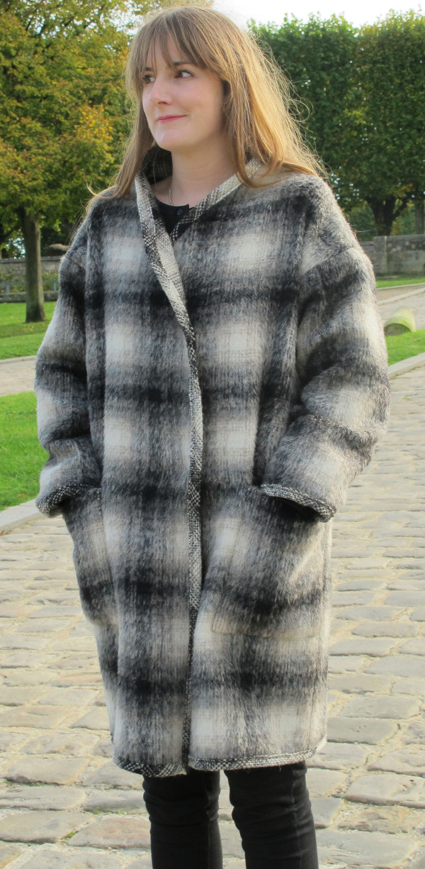 Le manteau X Large   Fashionmicmac