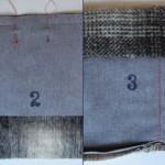La poche plaquée en lainage