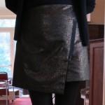 La jupe portefeuille