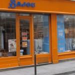 Une boutique Sajou à Paris