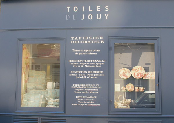 Toiles Paris