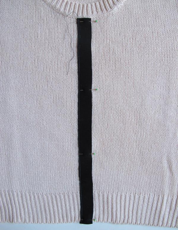 fashionmicmac-pull ruban