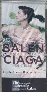 fashionmicmac Balenciaga affiche
