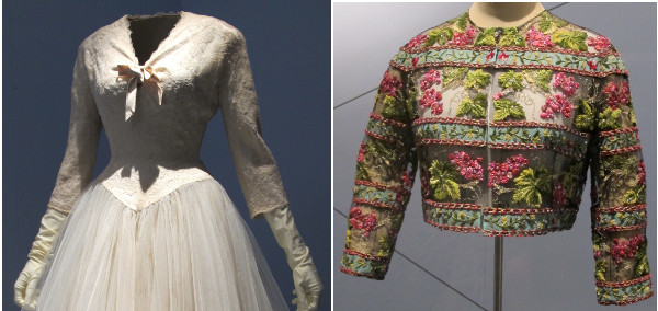 fashionmicmac Balenciaga boléros