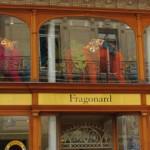 Nouvelle boutique parisienne Fragonard