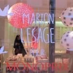 Boutique éphémère Monoprix – Marion Lesage