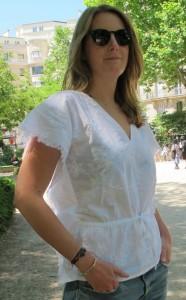 fashionmicmac-blouse poncho