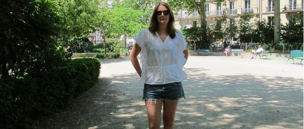 fashionmicmac-blouse poncho UNE