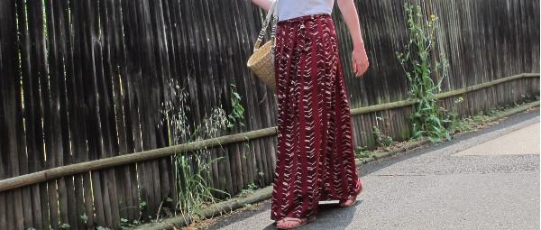 fashionmicmac-jupe longue UNE