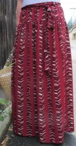 fashionmicmac-jupe longue fin
