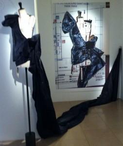 fashionmicmac-Albert Elbaz toile