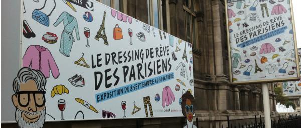 fashionmicmac-Dressing de rêve UNE