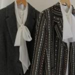 Top mode: la chemise à jabot ou à lavallière