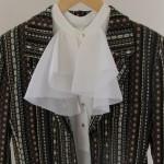 fashionmicmac-chemise jabot portée