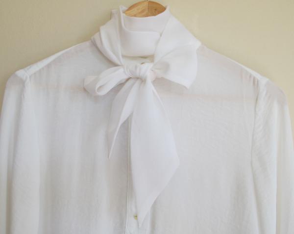 fashionmicmac-chemise lavallière