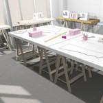 L'Atelier Couture,                   nouveaux cours de couture à Paris