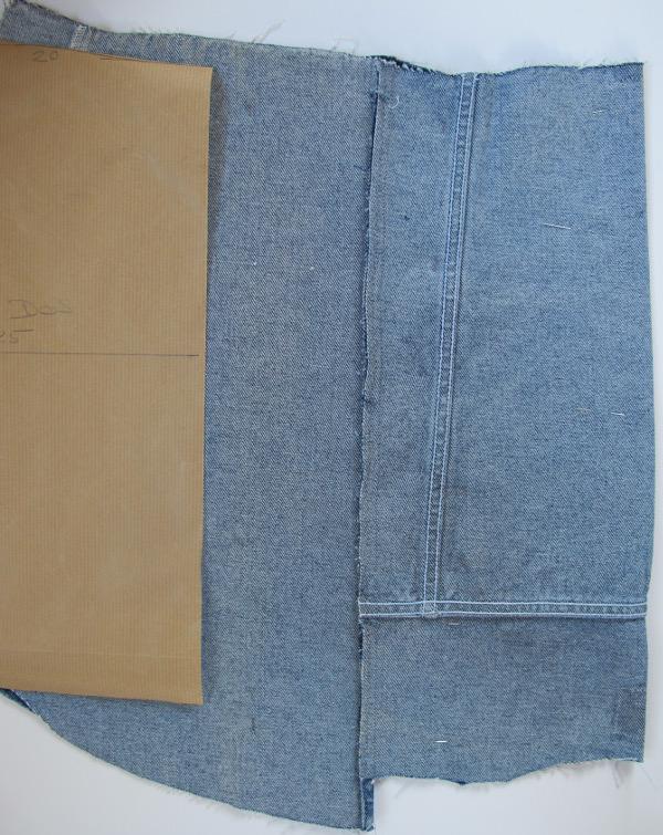 fashionmicmac-jupe trapèze dos