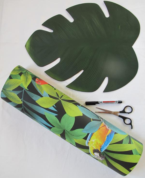 Mariage th me tropical fashionmicmac - Papier peint exotique ...
