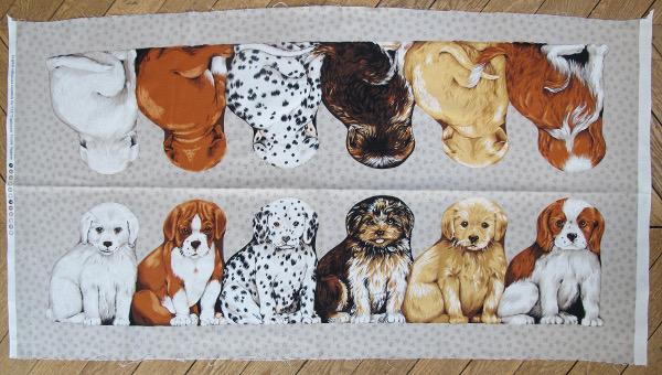 fashionmicmac-tapis de chien imprimé