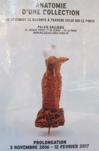 fashionmicmac Anatomie d'une collection 2e partie affiche