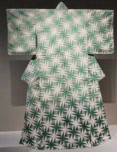 fashionmicmac-Kunihiko Moriguchi kimono vert