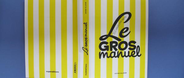 fashionmicmac-Le GROS manuel UNE