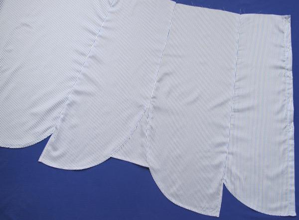 fashionmicmac-robe rayures chemise jupe