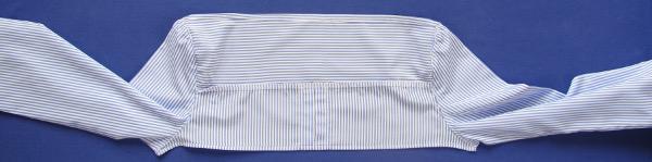 fashionmicmac-robe rayures chemise manches