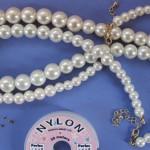 fashionmicmac.collier perles Tour de cou fournitures