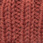 Tricot, les côtes 2/2 et les lisières perlées