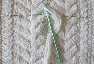 FOLK crochet